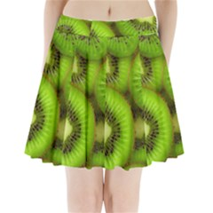 Kiwi 1 Pleated Mini Skirt by trendistuff