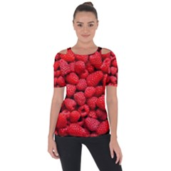 Raspberries 2 Short Sleeve Top