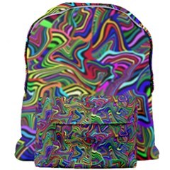 Artwork By Patrick Colorful 9 Giant Full Print Backpack