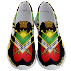 Shield Of The Imperial Iranian Ground Force Men s Lightweight Slip Ons by abbeyz71