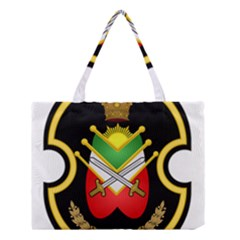 Shield Of The Imperial Iranian Ground Force Medium Tote Bag by abbeyz71