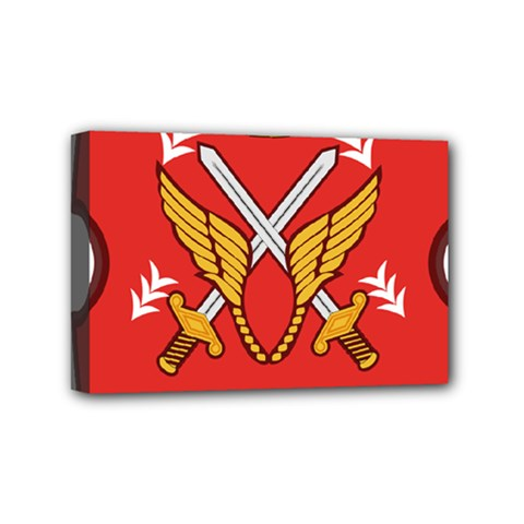 Seal Of The Imperial Iranian Army Aviation  Mini Canvas 6  X 4  by abbeyz71