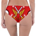 Seal of the Imperial Iranian Army Aviation  Reversible Classic Bikini Bottoms View4