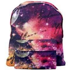 Letter From Outer Space Giant Full Print Backpack