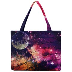 Letter From Outer Space Mini Tote Bag by augustinet