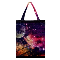 Letter From Outer Space Classic Tote Bag by augustinet