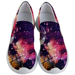 Letter From Outer Space Women s Lightweight Slip Ons by augustinet