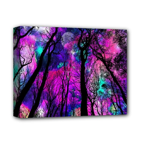 Magic Forest Deluxe Canvas 14  X 11  by augustinet