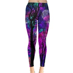 Magic Forest Leggings  by augustinet