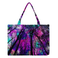Magic Forest Medium Tote Bag by augustinet