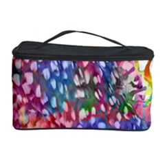 Rainbow Owl Cosmetic Storage Case by augustinet