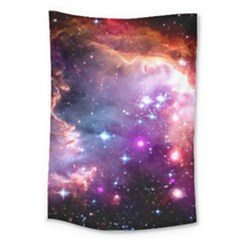 Deep Space Dream Large Tapestry by augustinet
