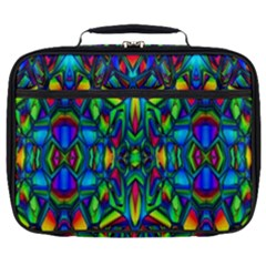 Colorful 13 Full Print Lunch Bag