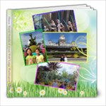 2018 Disney World  - 8x8 Photo Book (20 pages)