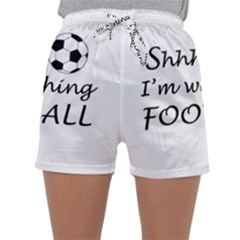 Football Fan  Sleepwear Shorts
