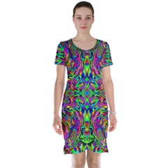 Colorful 15 Short Sleeve Nightdress