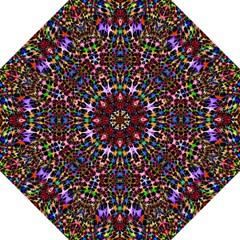 Colorful 16 Straight Umbrellas