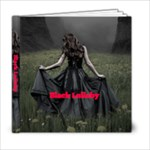 Black Lullaby - 6x6 Photo Book (20 pages)