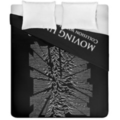 Moving Units Collision With Joy Division Duvet Cover Double Side (california King Size)