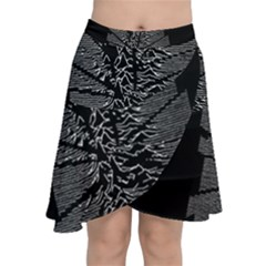 Moving Units Collision With Joy Division Chiffon Wrap