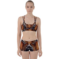 The Tiger Face Women s Sports Set