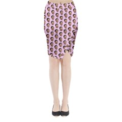 Drake Hotline Bling Midi Wrap Pencil Skirt