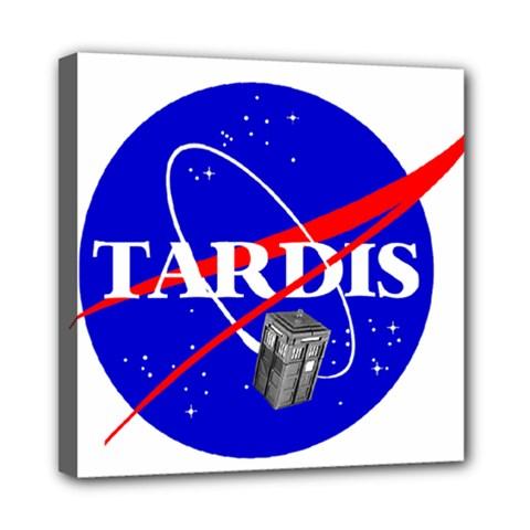 Tardis Nasa Parody Multi Function Bag by Samandel