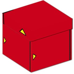Pokedex Storage Stool 12