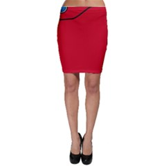 Pokedex Bodycon Skirt