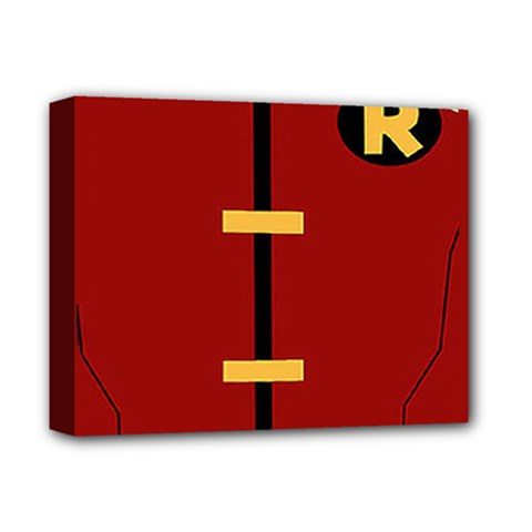 Robin Body Costume Deluxe Canvas 14  X 11