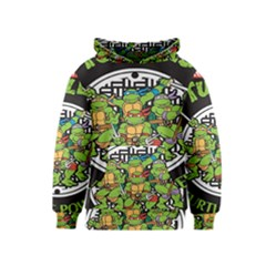 Teenage Mutant Ninja Turtles Hero Kids  Pullover Hoodie