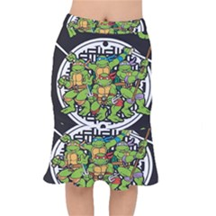 Teenage Mutant Ninja Turtles Hero Mermaid Skirt