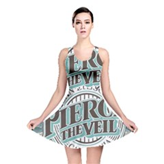 Pierce The Veil San Diego California Reversible Skater Dress