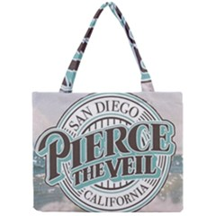 Pierce The Veil San Diego California Mini Tote Bag by Samandel