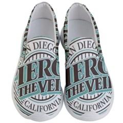 Pierce The Veil San Diego California Men s Lightweight Slip Ons by Samandel