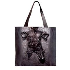 Han Solo Han Zipper Grocery Tote Bag