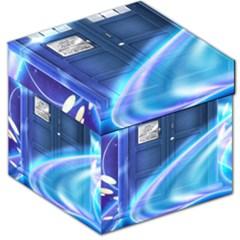 Tardis Space Storage Stool 12