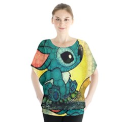 Stich And Turtle Blouse