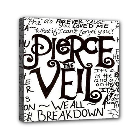 Pierce The Veil Canvas Travel Bag by Samandel