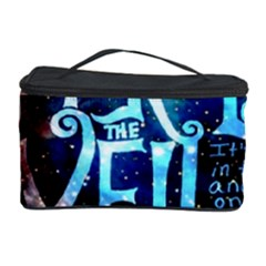 Pierce The Veil Quote Galaxy Nebula Cosmetic Storage Case