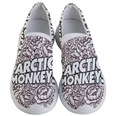 Arctic Monkeys Flower Circle Women s Lightweight Slip Ons