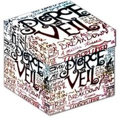 Pierce The Veil Galaxy Storage Stool 12