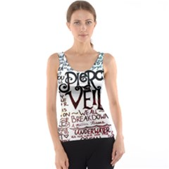 Pierce The Veil Galaxy Tank Top