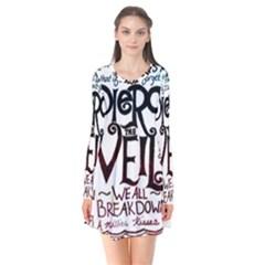 Pierce The Veil Galaxy Flare Dress