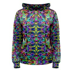 Colorful 17 Women s Pullover Hoodie