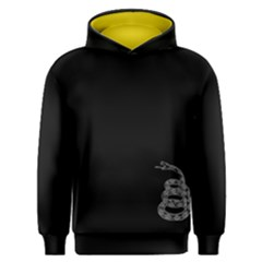 Gadsden Flag Don t Tread On Me Men s Overhead Hoodie by MAGA