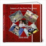 Family Book 20 - 8x8 Photo Book (20 pages)