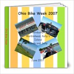 Ohio Bike Week - 8x8 Photo Book (20 pages)