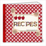 DitreatsRecipes3 - 8x8 Photo Book (20 pages)