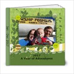 Family book 2017 - 6x6 Photo Book (20 pages)